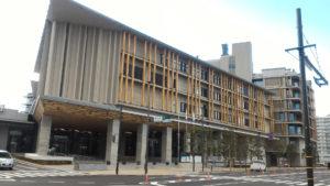 長崎県庁移転・新庁舎の場所、施設の様子