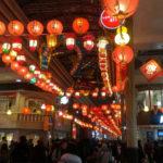 正月といえば長崎ランタンフェスティバル。今年(2019年)は2月5日から2月19日まで
